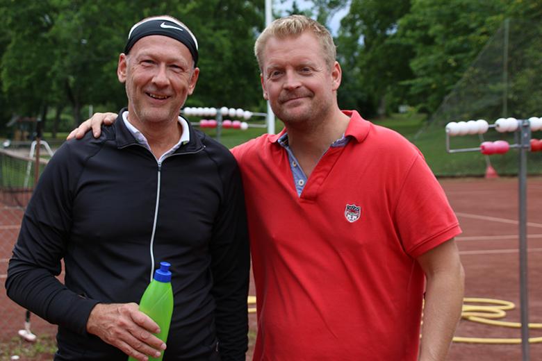 Mats och Johan HSB