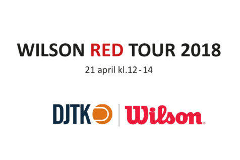 Wilson Red Tour
